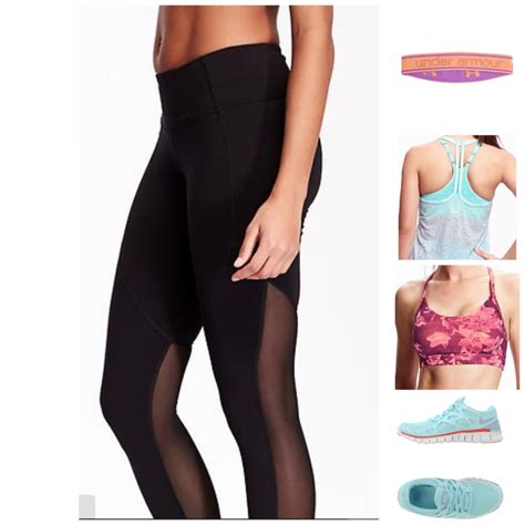Pieces To Update Your Workout Wardrobe With by Butcher S Niche 5 Pieces 1 Workout Clothes
