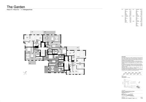 House Floor Plan Gallery Of The Garden Eike Becker Architekten 20
