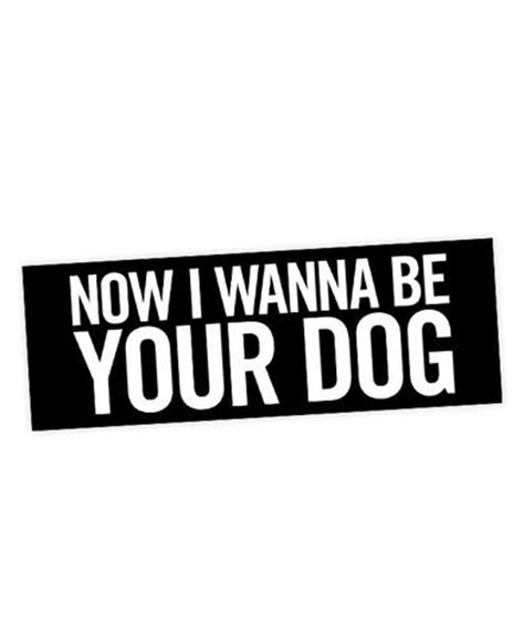 the stooges i wanna be your the stooges quot i wanna be your quot lyric sticker