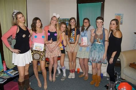 girl themes high school the gallery for gt american stereotypes costume ideas