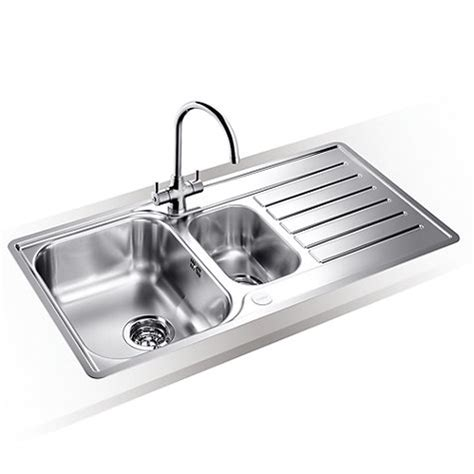 buy blanco lantos 6s if 1 5 inset kitchen sink with arch