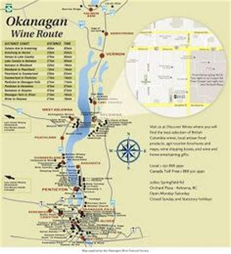 naramata bench map naramata bench winery region map naramata vineyards