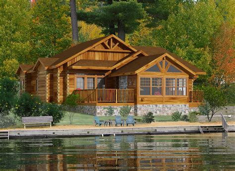 Family Cottages by The Cost Of A Family Cottage Or Cabin