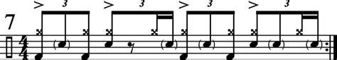 ride pattern jazz definition swing interpretations modern groove applications