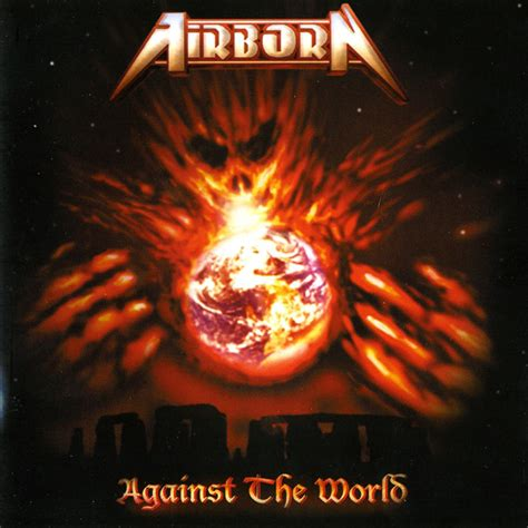 Against The World airborn 4 against the world cd album at discogs