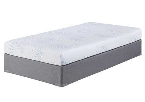Memory Foam Mattress Foundation Furniture Ikidz Memory Foam Mattress W Foundation