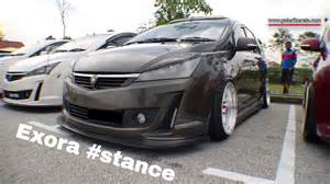 Proton Exora Proton Exora Bold 2016 Stance Modified Meet And Greet