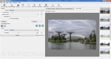tutorial gimp hdr tutorial grunge up an image using luminance hdr and the gimp