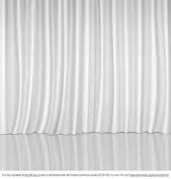 free curtains free vector white curtains