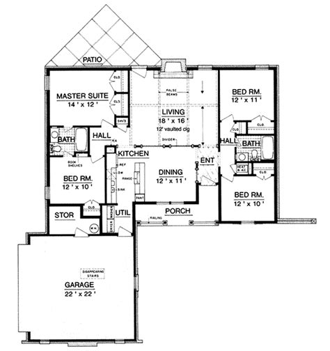 hill country floor plans galloway hill country home plan 020d 0098 house plans and more