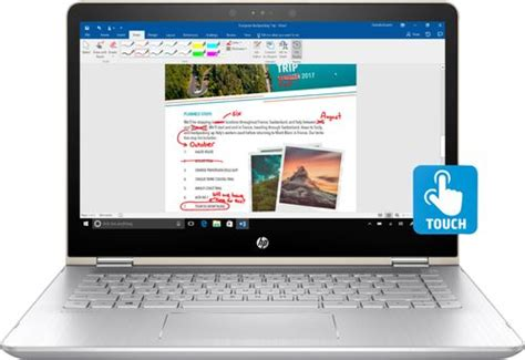 Hp Pavilion X360 14 Ba005tx 8gb 1tb 128gb Ssd Gt940 2gb W10 14 Touch hp pavilion x360 2 in 1 14 quot touch screen laptop intel i5 8gb memory 128gb solid state