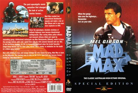 maxcovers dvd gratis mad max movie dvd custom covers 296madmax se cstm1