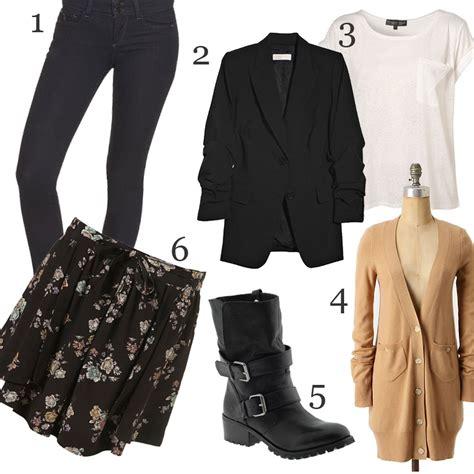 10 Wardrobe Essentials by Top 10 Wardrobe Essentials