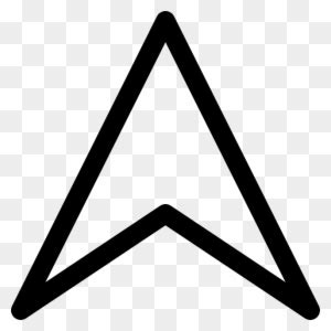 head north arrow arrows plain arrowhead empty public