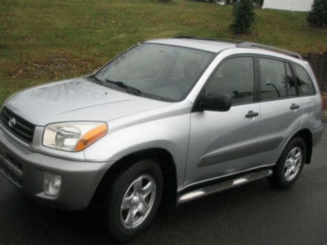 auto body repair training 2003 toyota rav4 user handbook purchase used 2003 toyota rav4 l rav 4 fwd front wheel drive in apalachin new york united states