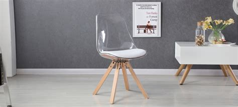 Chaise Transparente by Chaises Transparentes Design