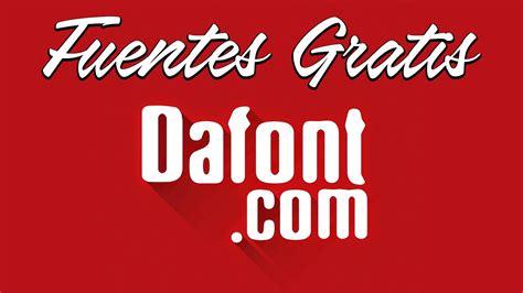 Dafont Letras | dafont com descargar fuentes o tipos de letras gratis e