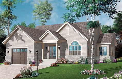 Affordable House Plan In 2 Sizes 21722dr 1st Floor Affordable Home Plans Canada