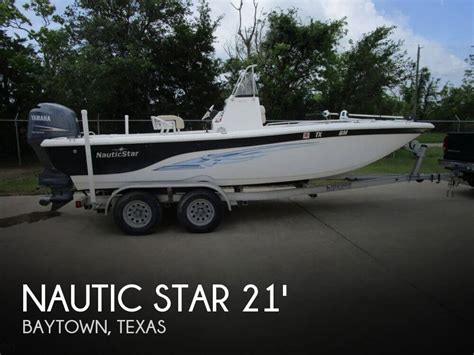 nautic star bay boats for sale in texas used bay nautic star boats for sale boats