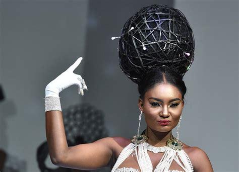 hair shows on east cxoast photo recap 10th afrik fashion show hosted in ivory coast