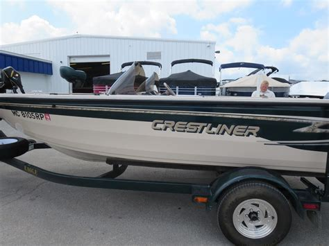 fishing boats for sale jackson mi quot crestliner quot boat listings in mi