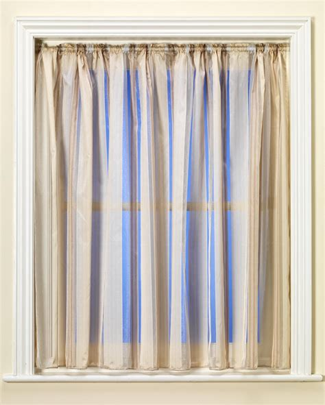 drapery direct milan cream voile curtain from net curtains direct