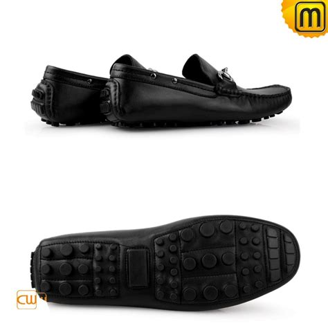 black mens loafers mens black brown leather loafers cw709098