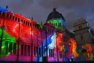light show melbourne white melbourne city s iconic buildings and streets