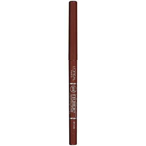 Lip Liner Loreal Infallible l oreal infallible never fail lip liner brown 2 pack shop vanity pal make up and