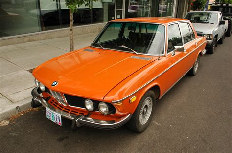 1973 bmw bavaria parked cars 1973 bmw bavaria sedan
