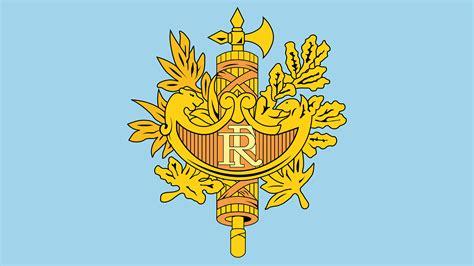 imagenes y simbolos de francia escudo francia