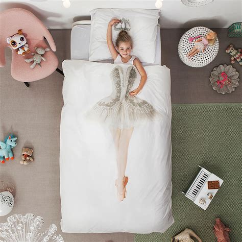 Ballerina Set buy snurk ballerina duvet set amara