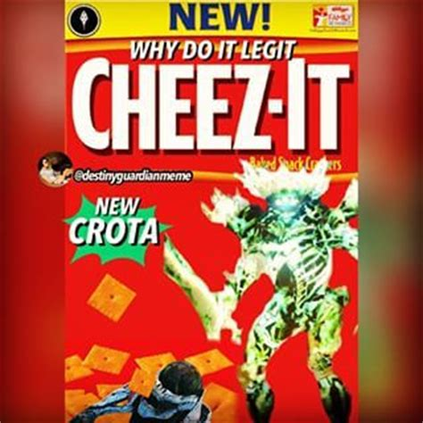 Cheez It Meme - 17 best images about destiny on pinterest watercolor