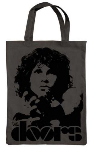 Cfire Totebag the doors light my tote bag doors
