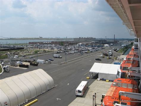 Car Service To Bayonne Cruise Port by Port Focus New York From The Deck Chair