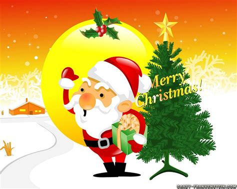 photo collection merry christmas wallpaper 1280x1024