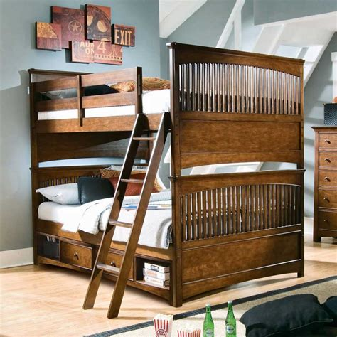 sized bunk beds awesome bunk beds design ideas with pictures choose the style and materials to match with