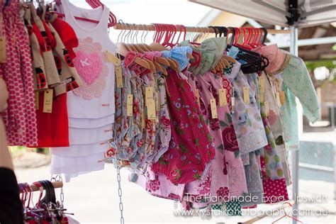 Childrens Handmade Clothes - the handmade expo market brisbane