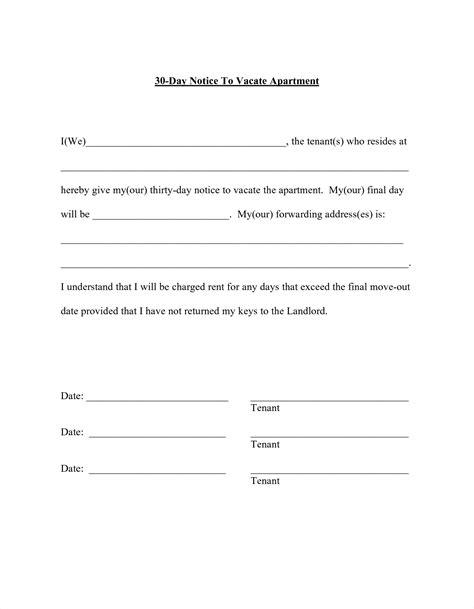 employee termination form template template update234