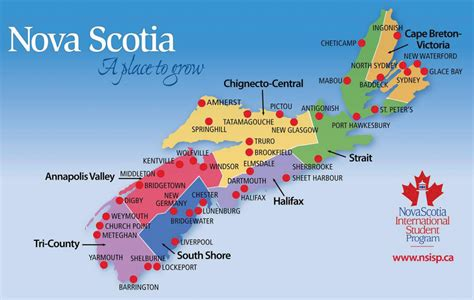 Address Lookup Scotia Home Ns International Student Program