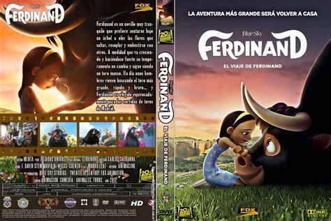 ferdinand filmaffinity caratulas y etiquetas ferdinand