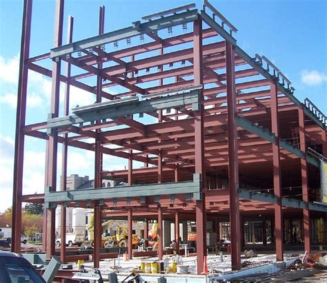 Home Shop Buildings Structural Steel Barry Steel Fabrication Inc Lockport