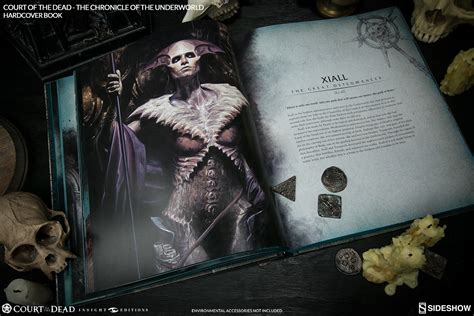 dead of court of the dead the chronicle of the underworld sideshow collectibles
