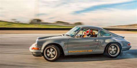Singer Porsche Replica by Leh Keen And The Singer 4 0l At Laguna Rennlist