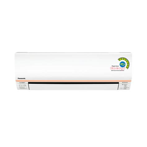 panasonic ac low watt deluxe wall mounted split 1 pk cs xn9skj ac wahana