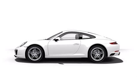 porsche white 911 2018 porsche 911 carrara exterior paint color options
