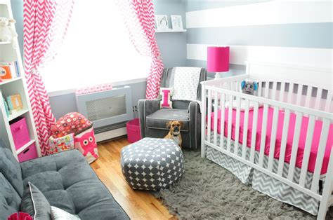 pink and grey nursery vote may room finalists