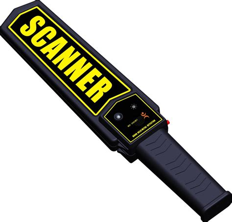 Scanner Handheld Metal Detector Buat Scurity held metal detector 3003b1 held metal detector baggage scanner scanner metal