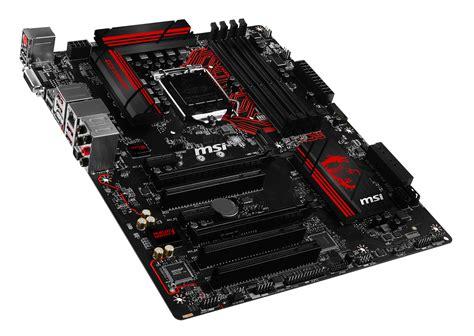Motherboard Msi B150 Gaming M3 Lga1151 entry level h170 b150 motherboard reviews apc