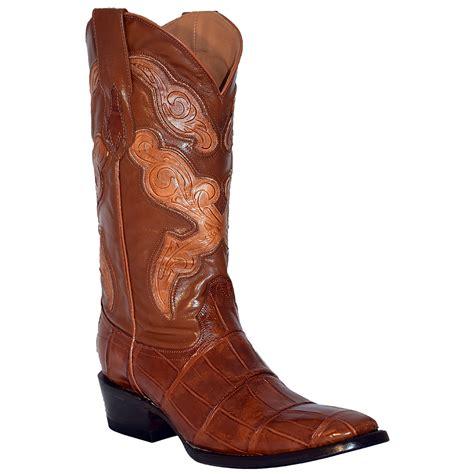 mens ferrini boots pungo ridge ferrini s genuine belly alligator fr toe